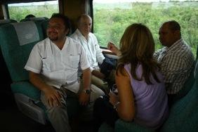 Tren Ligero Riviera Maya
