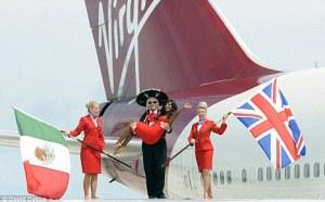 Virgin Atlantic Cancun