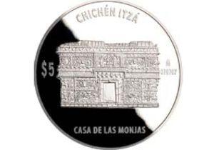 Chichen Itza Coins