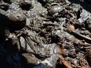 Human Remains - Mexica Culture - 1