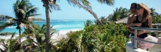 Tulum Playa Beach